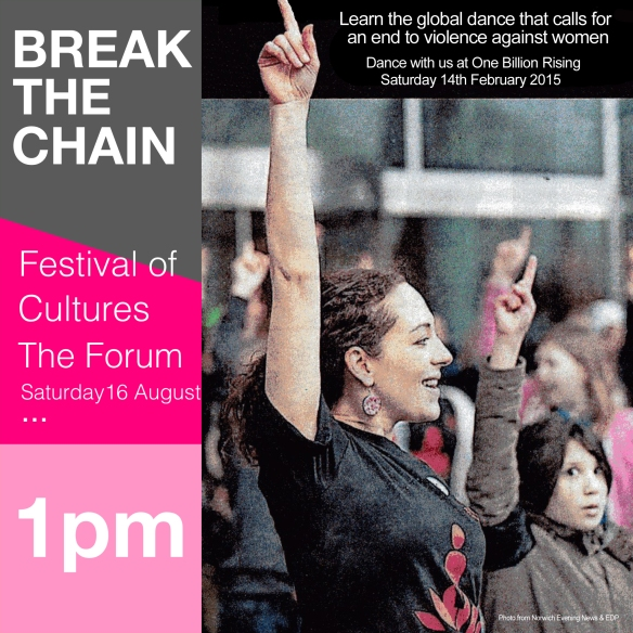 Break the Chain, Festival of Cultures 2014